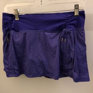 Lululemon purple skirt, sz 10, 70422